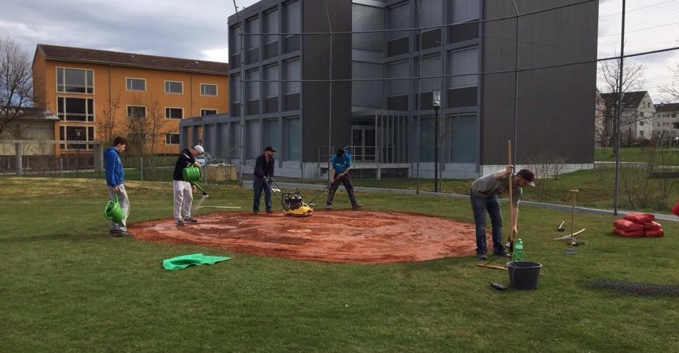 Homeplate in Renovation